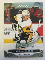 UPPER DECK 2019 - 2020 MVP JAKE GUENTZEL # 66 | 1 CARD