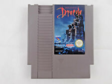 Nintendo NES Dracula Cartridge PAL A