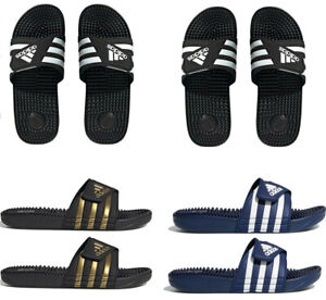 Adidas Mens Sliders Adissage Slides Shoes Summer Beach Pool Slip Ons Sandal