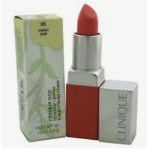 Clinique Pop Lip Colour + Primer - # 05 Melon Pop by Clinique - 0.13 oz Lipstick