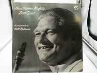 ZOOT SIMS HAWTHORNE NIGHTS VINYL LP 1977 PABLO RECORDS DEMO VG++ c VG+