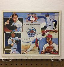 Upper Deck 1991 All-Star Stadium Giveaway  8.5 x 11 Lithograph