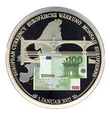 L'Europe - 100 euro-banknote erstabschlag-couleur (10035/945n)