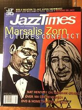 JazzTimes Magazine March 2000 Wynton Marsalis John Zorn