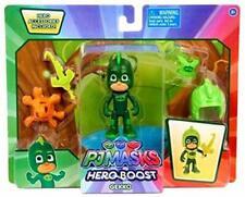 BNIB New Disney PJ Masks Hero Boost Figure Set - Gekko Free Same Day Shipping