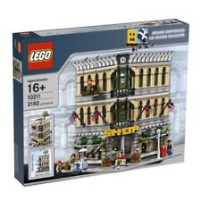 lego 10211 le grand magasin  grand emporium neuf
