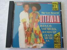 The Very Best of Ottawan-Europa CD West Germany 1988