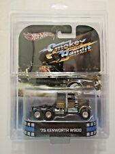 Hot Wheels 2014 Retro Entertainment Smokey And The Bandit '75 Kenworth W900