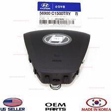 Air Bag Steering Wheel Driver Side Genuine! Hyundai Sonata 2015-17 56900C1500Try