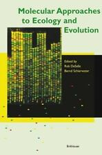 Molecular Approaches to Ecology and Evolution-ExLibrary