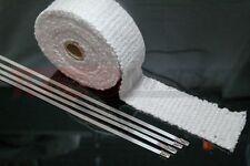 10 Metre Ceramic Manifold Tape Manifold 50 mm EXHAUST BAND TO 1200 ° C