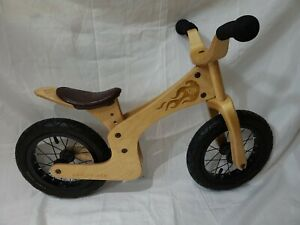 Balance Bike Early Rider Classic Wooden Bicycle /no pedals THE ORIGINAL