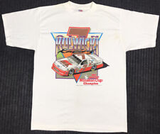 Vintage 1990s Deadstock Alan Kulwicki Nascar T Shirt XL Winston Champion Ford