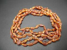 Lot 5 Natural Raw Baltic Amber Baby Necklace 32cm