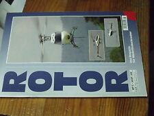 5µ?§ Revue ROTOR n° August 2004 Helicoptere radio commandé en Allemand