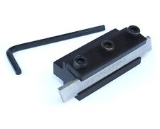 """HSS (M-2) Parting Tool & Holder 3/32 x 1/2 x 3"""" Myford Emco Metalworking. M0137"""