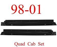 98 01 Dodge Front Quad Cab Inner Door Bottom SET, Truck Club Cab 4 Door Ram