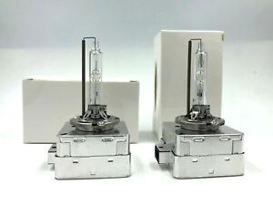 2x New OEM 14-16 Mercedes GLA 250 HID Xenon Philips D3S Headlight Bulb