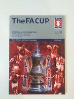 2003 FA CUP FINAL PROGRAMME ARSENAL V SOUTHAMPTON