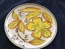 Country casual ceramic plate