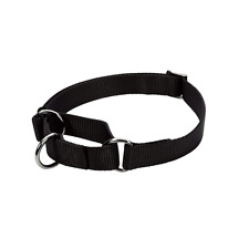 "Adjustable No Slip Martingale Collar 1"" 06907 Blk26"