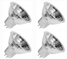 4 x GE Lighting Lamp Bulbs DDL 20V 150W GX5.3 Halogen GX5.3 MR16 43537 LADDL