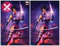 X-MEN #3 SHANNON MAER VIRGIN & TRADE VARIANT SET PSYLOCKE 2019 - NM OR BETTER
