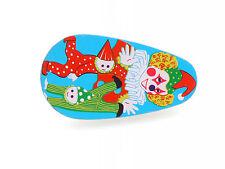 Bambini Ratchet lamiera-NOTTOLINO Tin Toy Giocattoli di latta pagliaccio-logo SG 1410-14-64