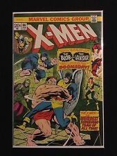 "X-men #86 High Grade ~""The Sinister Shadow of... Doomsday!"" / vs. Blob ~ 1974"