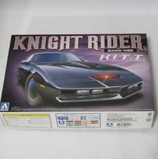 Knight Rider Season 3 Three K.I.T.T. Movie Mecha 1/24 Model Kit Aoshima #