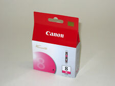 Genuine Canon CLI-8 magenta ink CLI8 Pro9000 Mark II iP3300 iP3500 iP4200 iP4300