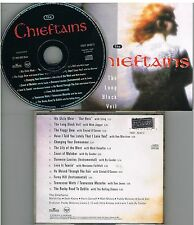 The Chieftains ‎– The Long Black Veil CD 1995