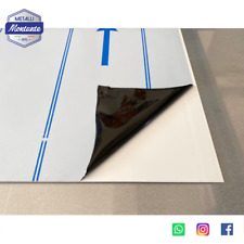 Lamiera in Alluminio Verniciata Bianco RAL 9010 Spessore 2 mm Diverse Dimensioni
