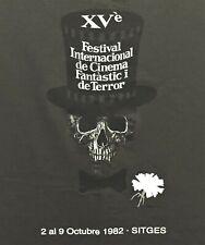 "T-Shirt MED ""2012 Sitges Horror/Fantasy Film Festival"" T-Shirt"