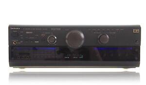 Technics SA-AX6 Dolby Surround AV-Receiver mit Bi-Amping