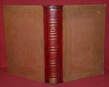 DUPRAY DE LA MAHÉRIE - LE LIVRE ROUGE - HISTOIRE DE L'ÉCHAFAUD EN FRANCE - 1863