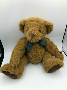 Russ Berrie Vintage Collection Chadfield Teddy Bear Plush Stuffed Toy Animal