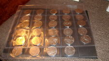 2012 OLYMPIC COMMEMORATIVE COINS F/SET OF 29 x 50p INCL FOOTBALL,SAILING,BOXING