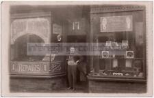 SHOPFRONT at No.17 - Boot & Shoe Repairer Cobbler - Unlocated/Mystery/Unknown