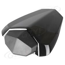 Black Motorcycle Rear Seat Cover Cowl For Yamaha YZF-R1 2009 - 2014 ABS Plastic