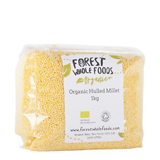 Organic Hulled Millet 5kg - Forest Whole Foods