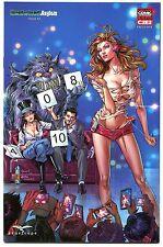 Grimm Fairy Tales Wonderland Asylum #3 -  Chicago C2E2 Exclusive Variant Cover D