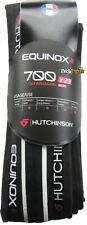 Pneu Hutchinson EQUINOX 2 Souple - 700x23 Noir/Blanc