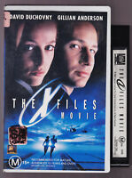 """The X - Files Movie"" Vintage Rare cover 1999 VHS VIDEO TAPE"
