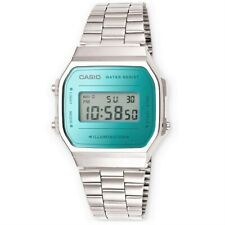 Reloj Digital CASIO A168WEM-2EF - Coleccion VINTAGE ICONIC - Correa De Acero