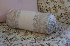 New Custom Ralph Lauren Romantic Traveler Paisley Neckroll Pillow Neck Roll