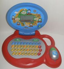 Vtech Thomas Friends Laptop Preschool Learn Explore Game Computer Activities