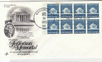 united states 1973 booklet pane stamps cover ref 20026