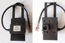 Nokia 7610 JAF MT BOX KEY UB Unlock Sblocco Flash Tester Ciclone Fenix cavo RJ45