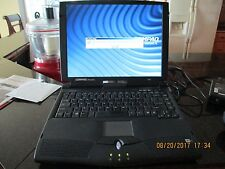 Compaq Presario 1200 13in. Notebook/Laptop  working condition w/softcase
